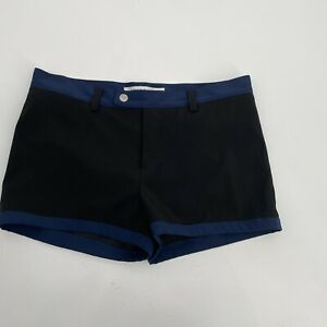 Parke & Ronen Swim Shorts Size 30 Trunks 2' inseam with snap Closure