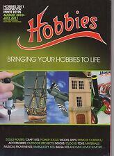 HOBBIES 2011 HANDBOOK AUGUST 2010/JULY 2011
