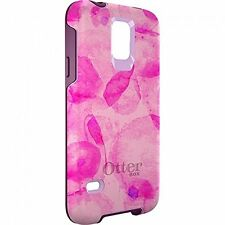 Otterbox SYMMETRY SERIES for Samsung Galaxy S5 - Retail Packaging POPPY PETAL