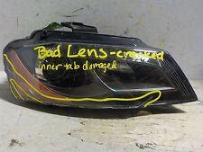 PASSENGER RIGHT XENON HID OEM AUDI A3 09 10 11 HEADLIGHT LAMP ASSEMBLY [8135]