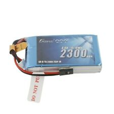 Gens ace 2300mAh 6.6V 2S1P TX LiFe Battery With JR-3P Plug For QX7 Transmitter