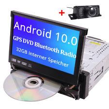Android Autoradio mit Navi Navigation Bluetooth DAB+ 1 DIN GPS 3G dvd +Kamera