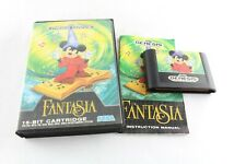 Sega Genesis (Megadrive) Fantasia Video Game