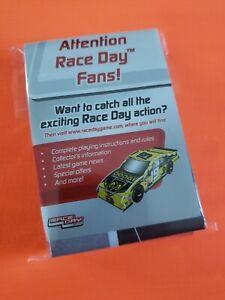2005 Race Day Unused Folded Track Piece Set of 4