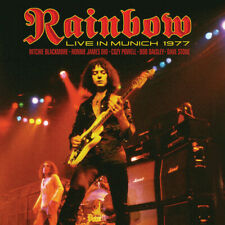 Rainbow  -  Live In Munich 1977  2 CD's Germany 2013  New  Sealed