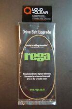 Rega White Upgrade Drive Belt (Genuine Rega spare, from a Rega dealer)