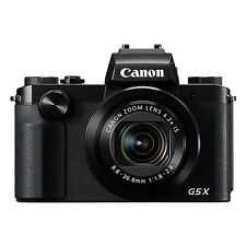 Canon PowerShot G5x 20.2MP Digital Camera 4.2x Optical Zoom Full-HD WiFi / NFC