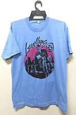 Vintage Levellers 5 Indie Rock Punk Tour Concert T-Shirt Calvin Party John Peel