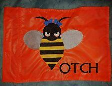 Custom BEE OTCH Safety Flag for ATV JEEP UTV dirtBike Dune Whip Pole