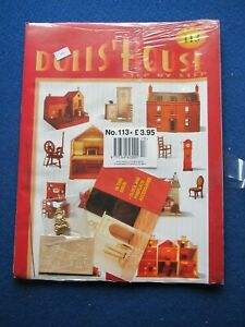 Del Prado  Dolls House Kit 1999 (  New-Unopened )  Choose which issues you need