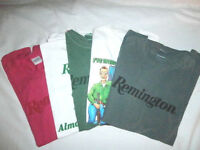 Remington Logo & Nitro 27 Feels like Cheatin' - Men T Shirts - You Choose - NEW