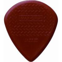Dunlop 471P3N Max-Grip Nylon Jazz III