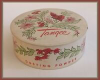 Vintage Tangee Dusting Powder - Geo W Luft Co USA - 6 Oz - NOS     (J999)
