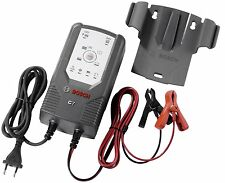 BOSCH C7 12/24V MAINTAINER BATTERY CHARGER BATTERY CAR MOTORBIKE BOAT TRUCK