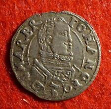 Schlesien-Jägerndorf, 3 Kreuzer 1620, tolles Porträt!