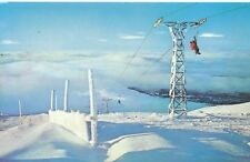 Scotland Postcard - The White Lady Chairlift in The High Cairngorms -  Ref B417