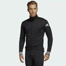 adidas Adistar Over Long Sleeve Cycling Jersey Jacket Mens Large Cw7727
