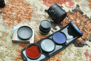 Olympus OM System Zuiko MC Auto-S 18mm f/3.5 lens