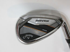 Callaway Mavrik Max Pitching Wedge Senior Flex