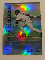 2000 Topps Finest Moments #FM3 Refractor Tony Gwynn