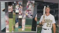 1995 MARK MCGWIRE PROMO ADVERTISING SET (10) NMMT/MINT *T099