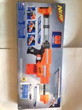 Alpha Trooper Nerf Elite Orange Mission Kit STOCK UNBOXED Reduced S/H 2Clips New