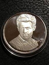 James Dean Foundation 1 oz. Silver Round - In Air Tite - INV#4980
