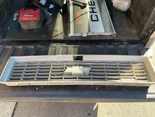 73 74 75 Chevy Blazer C10 C20 K10 K20 Suburban Grill Oem With 350 Badge