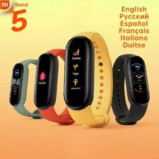 Xiaomi Mi Band 5 Global Version Fitness Smart Watch Bluetooth 5.0 Waterproof