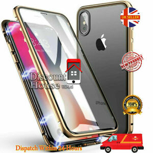 360 Full Body Front + Back Magnetic Case Cover for SAMSUNG S10 S20 S20 + Ultra