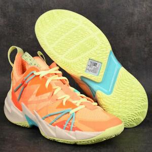 Air Jordan WHY Not Zer0.3 SE Atomic Orange CK6611-800 Basketball Shoes Sneakers