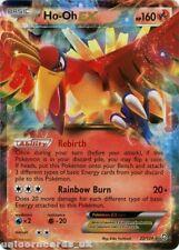 Ho-Oh EX 22/124 BD2 Rare Holo Mint Pokemon Card