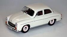 1/43 Poland Model Syrena 104 Sedan White Deagostini Poland Warsaw