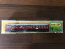 Minitrix N Gauge 15739-03 DSG Speisewagen Rheingold