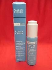 Paula's Choice Resist Advanced Pore-Refining Treatment 4% Bha~30mL/1oz~New