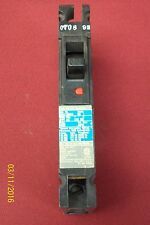 ITE SIEMENS CIRCUIT BREAKER  ED41B060 TYPE ED4 60 AMP 277 VOLT MAX