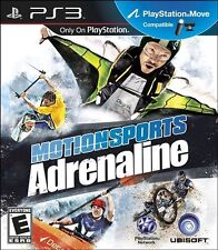 Motionsports adrenaline  Ps3 Playstation 3