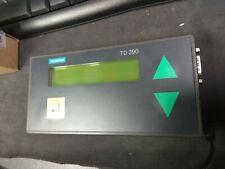 Siemens s5 td 390 6es5390 0ua11
