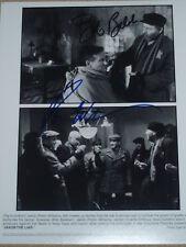 "Robin Williams & Bob Balaban hand signed autographed 8x10 ""JAKOB THE LIAR""."