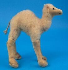 Steiff kamel-cordel rabo 50er-60er años
