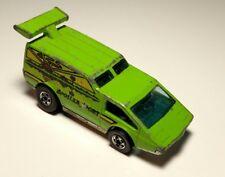 Hot Wheels Spoiler Sport Green Custom Van