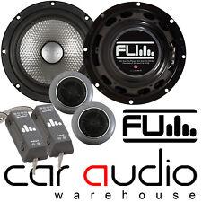 Fli FU6C-F1 17cm 420 Watts a Pair Speakers & Tweeters Car Van Door Component Kit