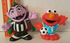 Hasbro Sesame Street Count Von Count and Elmo - Soccer