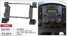 CARAV 11-411 2Din Kit de instalación de radio H-1, Starex; i800, iLoad, iMax