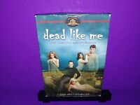 Dead Like Me - The Complete Second Season (DVD, 2009, 4-Disc Set) B471