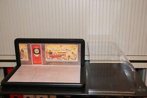 Franklin Mint Vitrine Showcase 1:24 Box Christmas 1998