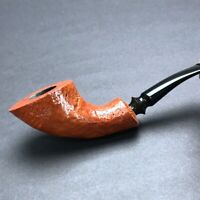 HS Studio Briar wood craft pipe---Unsmoked