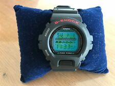 Casio G-Shock DW-6630B FOX FIRE Armbanduhr, Sport Uhr, 20 Bar