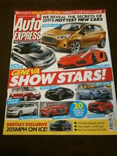 March Auto Express Cars, 2000s Magazines