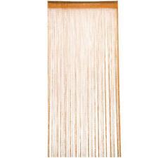 String Curtains Patio Net Fringe Panel Door Fly Screen Windows Room Divider RU